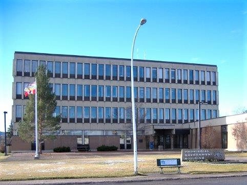 Dawson Creek Courthouse