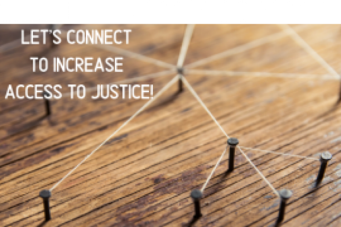 Connect to increase access to justice