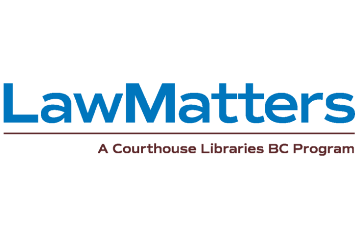 Placeholder image with LawMatters Logo
